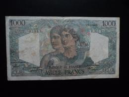 FRANCE : 1000 FRANCS  17.2..1949   FAYETTE 41 / P 130b    TB+ * - 1871-1952 Antichi Franchi Circolanti Nel XX Secolo