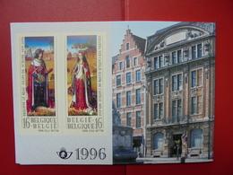 BELGIQUE 1996 NEUVE COB N°2624/2680- NOMINALE:31,97 EURO - Jahressätze