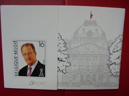 BELGIQUE 1997 NEUVE COB N°2681/2733- NOMINALE:36,21 EURO - Belgium