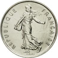 Monnaie, France, Semeuse, 5 Francs, 1974, Paris, FDC, Nickel Clad Copper-Nickel - J. 5 Francs