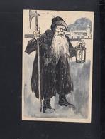 Dt. Reich Aquarell Albert Reich 1908 Gelaufen Signiert - Künstlerkarten