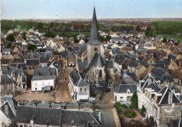 V15255 Cpsm 36  Chabris - L'Eglise - Frankrijk