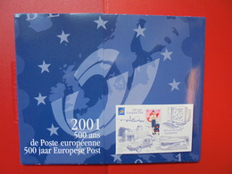 BELGIQUE 2001 NEUVE COB N°2968/3049- NOMINALE:100,42 EURO - Jahressätze