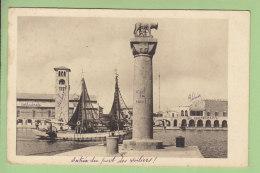 RODI, Rhodes : L'Entrata Al Porto. Entrèe Du Port. 2 Scans. - Greece