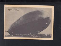 Dt. Reich AK Zeppelin LZ 127 In Leipzig - Zeppeline