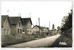 """CPSM COULANGES SUR YONNE - Route De Crain - Ed. """"Artistic"""" N°2 - Coulanges Sur Yonne"""