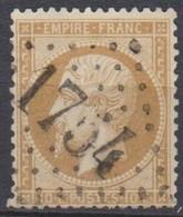 GC   1754   HAGUENAU   (  67  -  BAS  RHIN  )  SUR  21 - 1849-1876: Classic Period