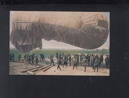 Dt. Reich AK Fesselballon Feldpost Württ. Armeekorps - Weltkrieg 1914-18