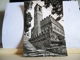 1963 - Firenze - Poppi - Casentino -  Castello Conti Guidi - Castelli - Castelli