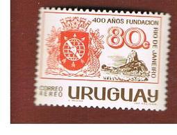 URUGUAY   -  SG  1286  -  1966 400^ ANNIV. RIO DE JANEIRO  - MINT ** - Uruguay
