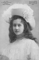 Marie Adélaïde - Famille Grand-Ducale