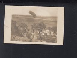 AK Fesselballon 1916 - Fesselballons