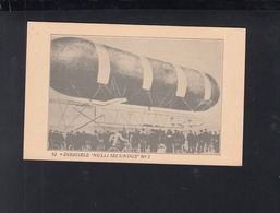 Great Britain Grossbritannien Zeppelin Nulli Secundus No. 1 - Luchtschepen