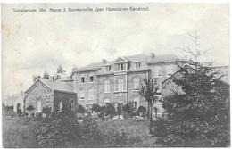 Bormenville NA1: Sanatorium Ste Marie 1912 - Havelange