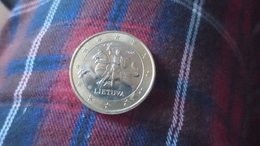 1 Euro Lituanie  2015 - Lituania