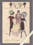 Naillod - Joyeux Trottins - Croquis De Mode - Pochoir - édition Artistique - Naillod