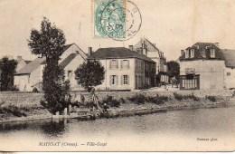 23 MAINSAT  Ville-Gozet - Francia