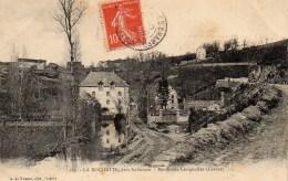 23 LA ROCHETTE , Près D'Aubusson  Moulin De Lavignolles - Other Municipalities