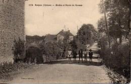 23 AUGES Ecoles Et Route De Gouzon - Francia