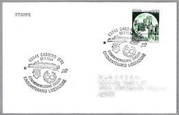 50 Años LIBERACION De CASSINO - 50 Years LIBERATION. Cassino, Frosinone, 1994 - Seconda Guerra Mondiale