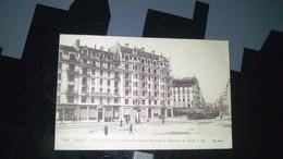CPA -  240. LYON - Place Jules Ferry En Face De La Gare Des Brotteaux Et Boulevard Du Nord - Lyon 1