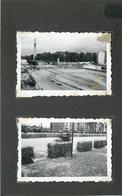 GRENOBLE (isère)- Tour D'orientation,course Auto/moto Le 18 Juin 1950 ( Photos Format 7cm X 4,6cm). - Lieux