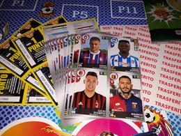 Calciatori 2016.17 Set Completo Aggiornamenti+poster Panini - Panini
