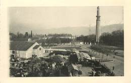 GRENOBLE (isère)- Tour D'orientation ,entreprise De Matériaux ( Carte Photo  Format 14,5cm X 9,4cm). - Grenoble