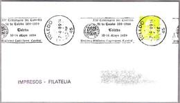 XI CENT. CONCILIO DE TOLEDO (589) - XIV Cent. Council Of Toledo. 1989 - Cristianismo