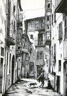 John Lodi: Calle Tipica (Palma De Mallorca) - Paintings