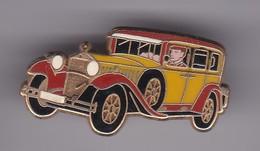 Pin's AUTOMOBILE TYPE 460 NURBURG 1928 SIGNE ARTHUS BERTRAND - Arthus Bertrand