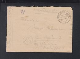 Dt. Reich SS Feldpost 23244 C Faltbrief Leibstandarte Adolf Hitler 1945 - Briefe U. Dokumente