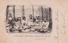 BETSISARAKA - Madagascar