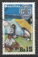 Mauritius 2007 Anniversaries And Events Rs15 Multicoloured SW 1062 O Used - Mauritius (1968-...)