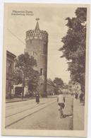 BRANDENBURG (Havel) Plauertor-Turm , Bon état - Brandenburg