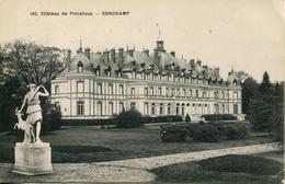 N93 - 78 - Sonchamp - Château De Princeloup - Andere Gemeenten