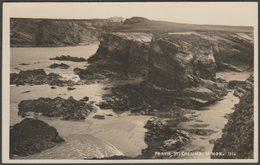 Porth, St Columb Minor, Cornwall, C.1920s - RP Postcard - Newquay