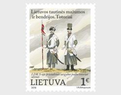 Litouwen / Lithuania - Postfris / MNH - Etnische Minderheden 2018 - Lithuania