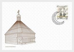 Litouwen / Lithuania - Postfris / MNH - FDC Etnische Minderheden 2018 - Lithuania