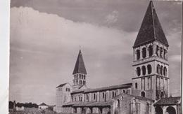 TOURNUS - EGLISE SAINT PHILIBERT VUE DU SUD EST  VG   AUTENTICA 100% - Francia