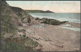 The Sands, Whitsand Bay, Cornwall, C.1905 - Valentine's Postcard - Other