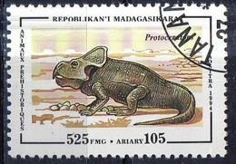 PIA  - 1994 : MADAGASCAR - Animali Preistorici - Protocenators - Madagascar (1960-...)