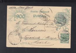 Dt. Reich GSK 1900 Rendsburg Nach Mexiko - Deutschland