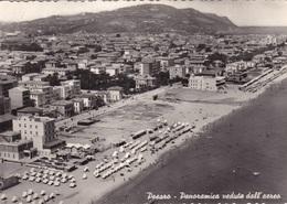 PESARO PANORAMICA VEDUTA DALL'AEREO VG    AUTENTICA 100% - Pesaro