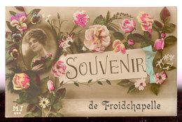 Cpa Souvenir  Froidchapelle   1919 - Froidchapelle