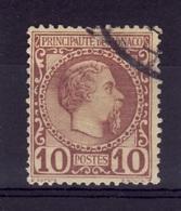 1885 N 4 Obli  M267 - Monaco