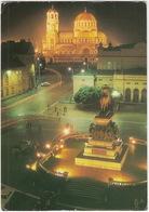 Sofia - Place Narodno Saobranie Et Le Monument Des Frères Libérateurs  - (Bulgaria) - Bulgarije