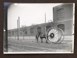 Fotografia D'epoca - Stabilimento Pirelli - Milano Bicocca - 1916 - RARITA' - Photographs