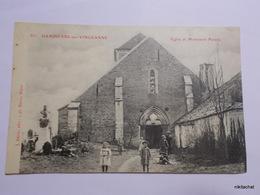 DAMPIERRE SUR VINGEANNE-Eglise Et Monument Perdrix - Francia