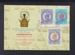 Iran FDC Coromation 1967 - Iran